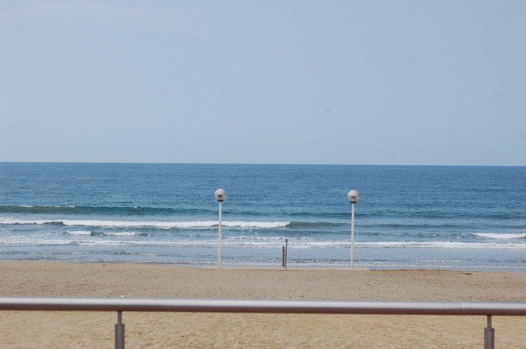 Beach at Mirador San Jose