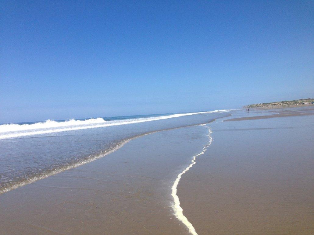 Beach at Mirador San Jose Casa Spondylus Ecuador